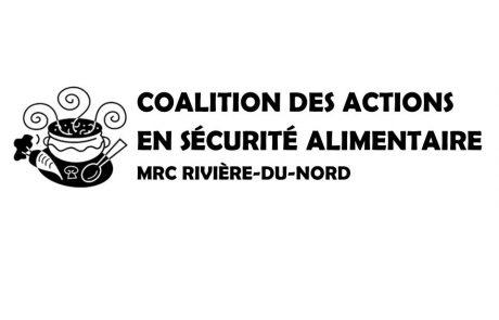 Logo CASA, partenaire des Incroyables Comestibles Rivière-du-Nord