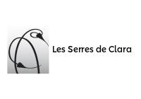 Logo Les Serres de Clara, partenaire des Incroyables Comestibles Rivière-du-Nord